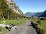 Rückblick ins Glarus-Tal.