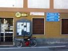 Ein italienische Post.
